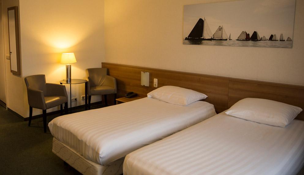Hotelkamer in friesland fletcher hotel restaurant heidehof